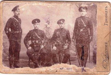 Лебедянцы - участники Первой мировой войны