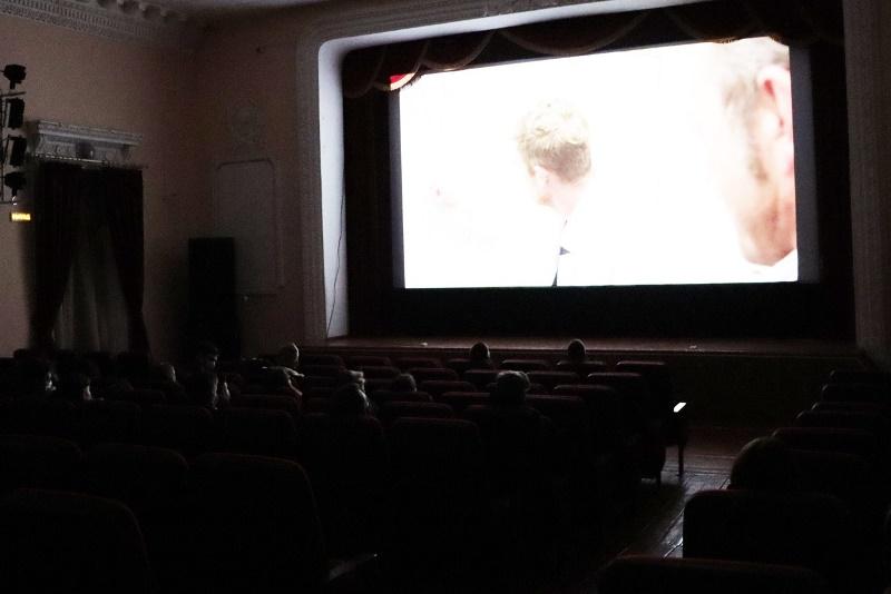 проект «Дни научного кино» в Лебедяни