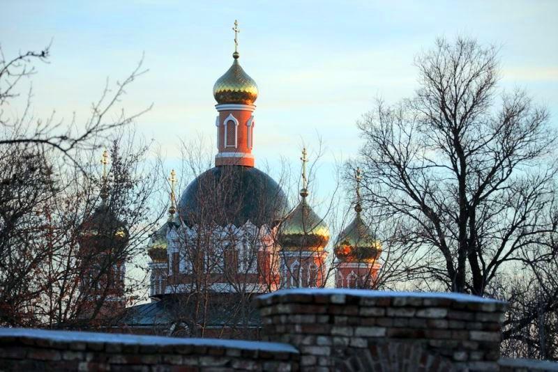 монастырь в Сезёново