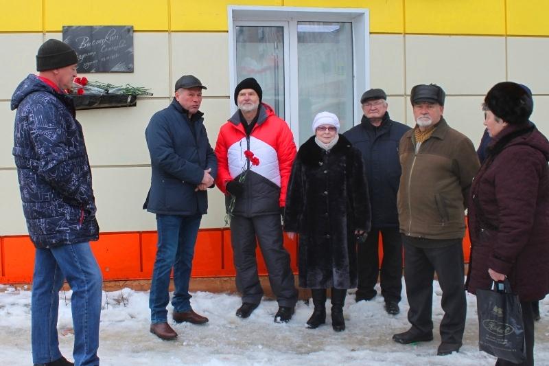 День рождения Высоцкого отметили в Лебедяни