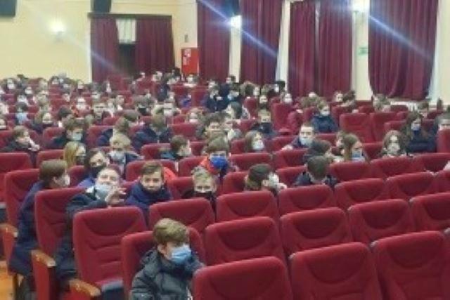 Школьникам - о блокаде Ленинграда