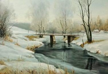 Картина Александра Газина