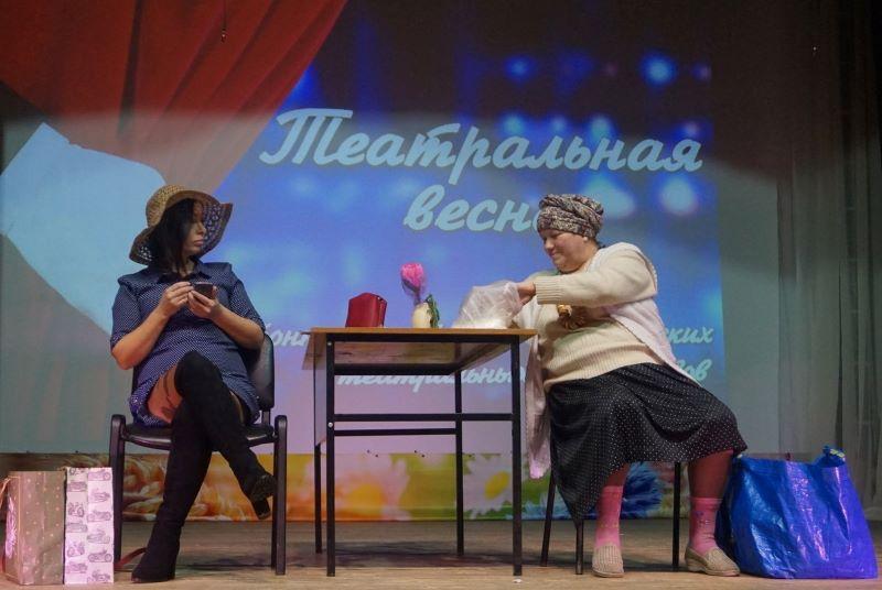 Фестиваль «Театральная весна – 2021»