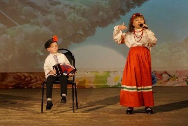 Финалисты районного конкурса Голос Дети Лебедянь