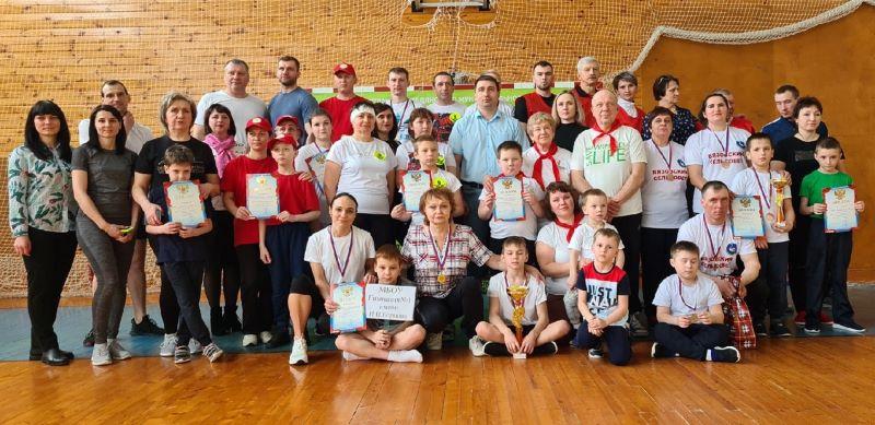 Семейный фестиваль ГТО в Лебедяни