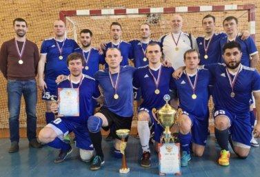 районный чемпионат по минифутболу памяти Романа Махова