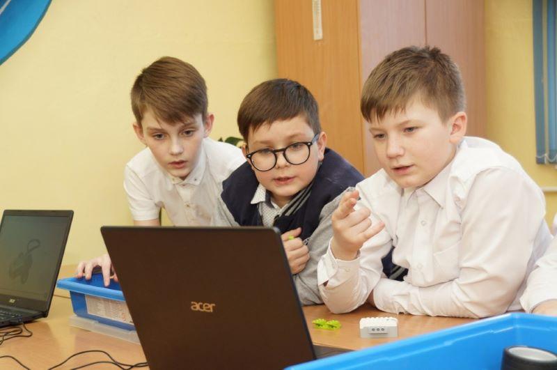 Проект «Дети-новаторы Липецкой области» запустили в Лебедяни