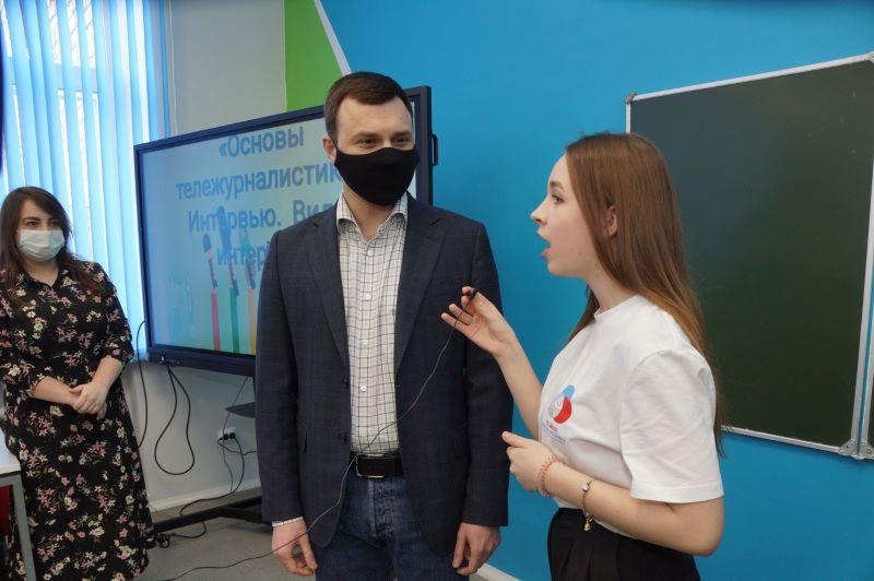 заместитель главы областной администрации Александр Рябченко