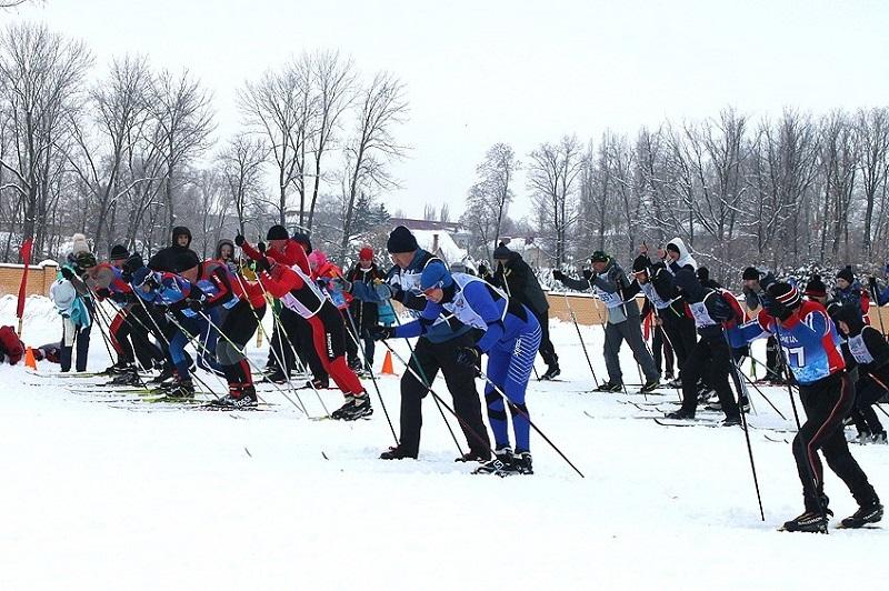 Открытое первенство Лебедянского района по лыжным гонкам