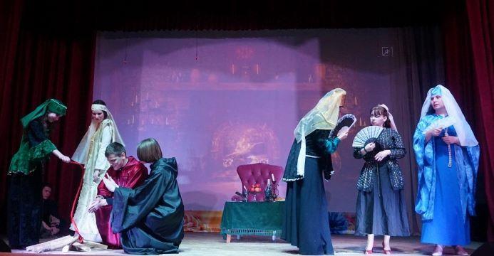 """Театр """"Улыбка"""" - участники областного фестиваля """"Театральная весна-2021"""""""