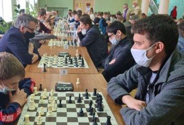 Открытый чемпионат Лебедянского района по быстрым шахматам