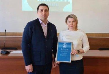 Роман Панфилов и Светлана Трофимова