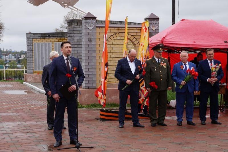 День Победы 2021 в городе Лебедянь