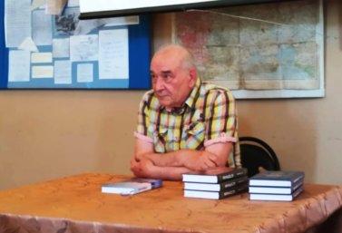 Борис Григорьев представил свои новые книги