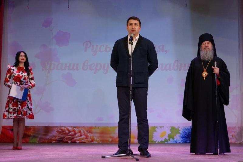 Православный фестиваль в Лебедяни 3 мая
