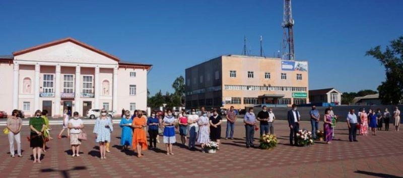 День памяти и скорби 22 июня в Лебедяни