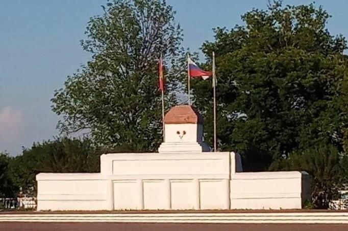 В Лебедяни пропал Ленин