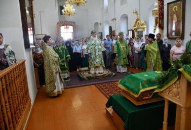 Торжества в Троекурово