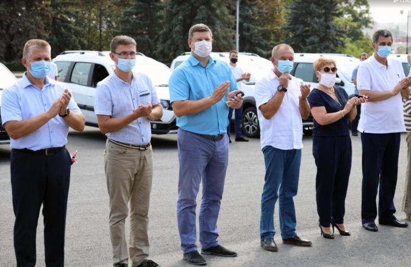 Главврачи районных больниц Липецкой области