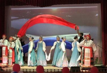 День Российского флага 22 августа в Лебедяни