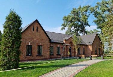 Школа искусств в поселке Агроном после реконструкции