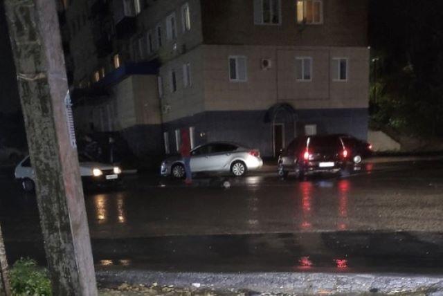 В Лебедяни сбили пешехода