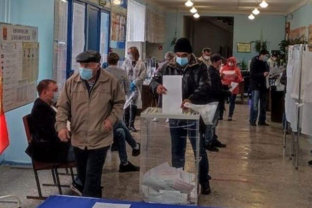 Выборы в г. Лебедянь