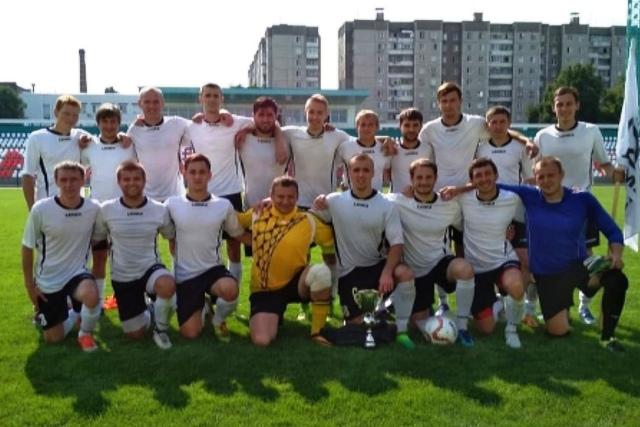 футбольная команда Лебедянь
